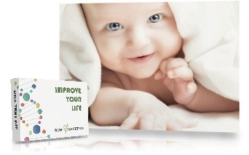 Online Genetest for my baby, kids and teenager
