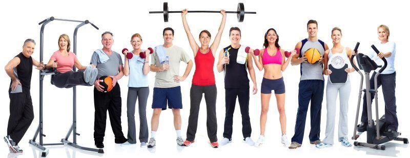 Fitnessgenes - fitness test for women online