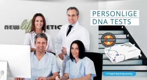 DNA test dansk gentest for vægttab, Sport og fitness, Allergi og mere