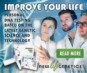Improve your life with personal DNA testing