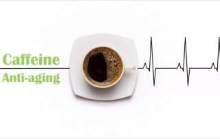 Caffeine and genetic anti aging