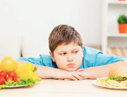 Child obesity and genetic weight loss