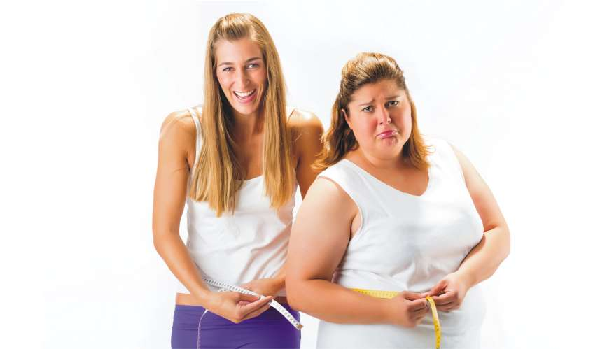 Abdominal fat can be genetic