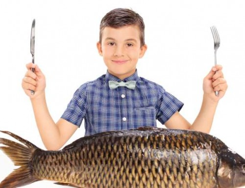 Adequate Omega 3 in youngsters associated with improved sleep and amplified intelligence