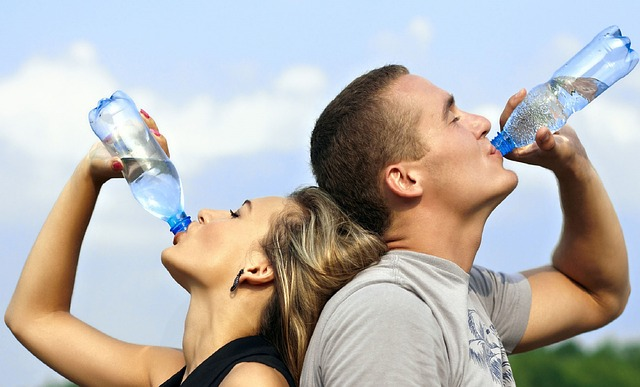 If you do not drink enough water you may feel hunger